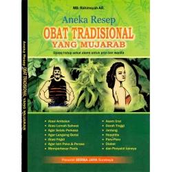 Resep Obat Tradisional Yang Mujarab