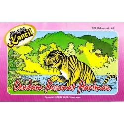 Dongeng Mewarna Dendam Kesumat Harimau