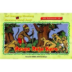 Dongeng Mewarna Pesan Raja Kera