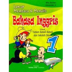 Lancar Membaca & Menulis Bahasa Inggris 1
