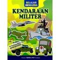 Mewarnai Seri Kendaraan Militer