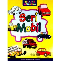 Mewarnai Seri Mobil 1