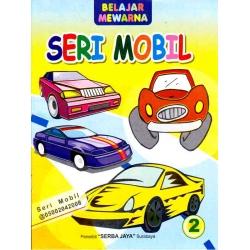 Mewarnai Seri Mobil 2