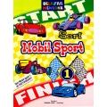 Mewarnai Seri Mobil Sport 1
