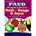 PAUD Mengenal & Mewarna Buah & Sayur