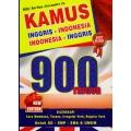 Kamus Inggris-indonesia indonesia-Inggris  900 TRILIUN