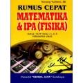 Rumus Matematika + IPA + Fisika SMP (Kecil)