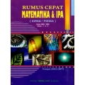 Rumus Matematika + IPA + Kimia-Fisika (Besar)